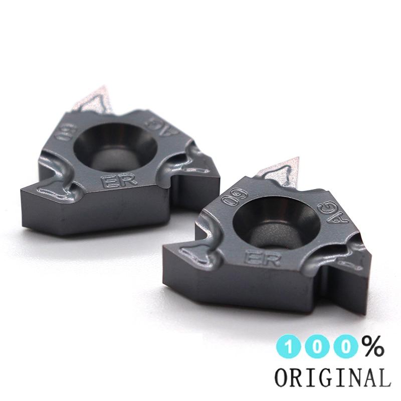 16ER AG60 11IR A60 16IR AG60 A60 G60 22IR 22ER N60 60 ângulo ferramentas de Carboneto De Tungstênio Inserto de Rosca transformando torno