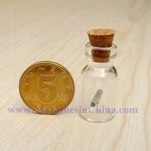 100pcs 1ml Vials Of Sterile Powder Vial