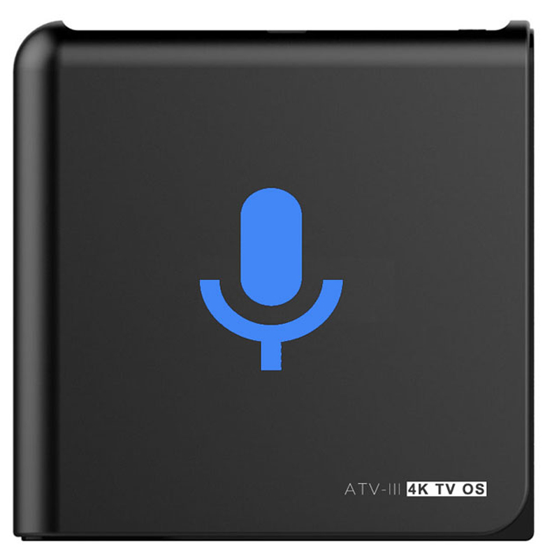 Network TV set top box player tv os voice search Amlogic s905x wifi 4k google play i watch tv APP android 6.0 wifi smart box 2GB