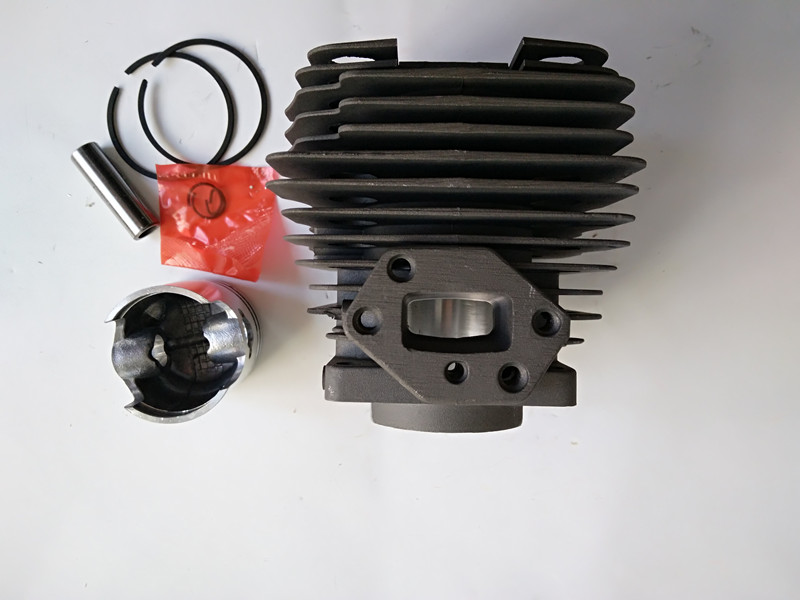 40mm Cylinder Piston Kit For ZENOAH G45L G4K BC4310FW Engine Trimmers 4310 Brush cutter
