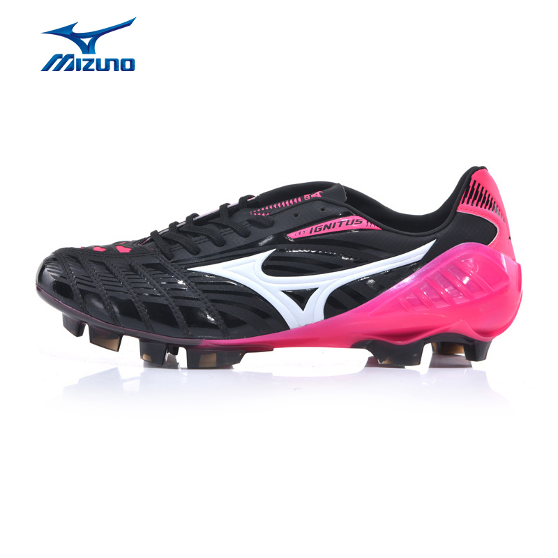 MIZUNO Men's WAVE IGNITUS 3 MD Soccer Shoes Breathable Cushioning Support Sneakers Sports Shoes P1GA153064 YXZ031 mizuno mizuno wave legend
