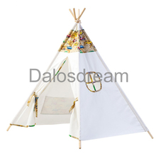 DalosDream Cars Pattern Children Teepee Tent Kids Play Tent Soft Canvas Tent Playhouse Dream Tents Playhouse Teepees for Kids  sc 1 st  AliExpress.com & Buy dream tent and get free shipping on AliExpress.com