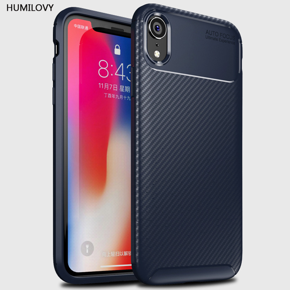 Super Soft Phone Case For iPhone 8 Luxury TPU Cases For iPhone 6 6s 7 8 Plus X XS Max Cover Silicon Case For iPhone X XR XS Max