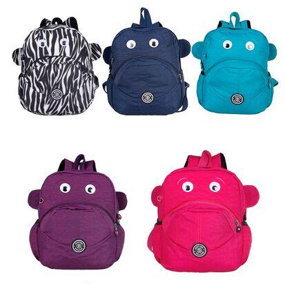 10 Colors New Women Backpack 100% Kiple Small Womens Backpack for Teenage Girls Waterproof Nylon school bags mochila feminina
