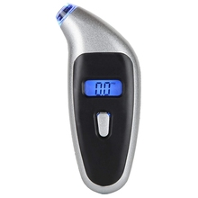 Цифровой манометр для шин, 0-100 Psi подсветка Высокоточный цифровой контроль давления в шинах Автомобильный манометр для шин