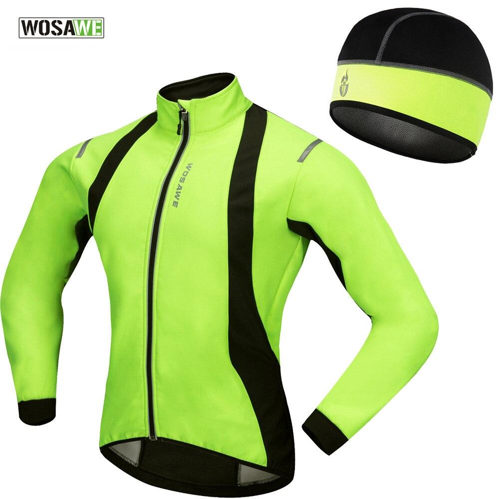Extérieur hommes coupe-vent à manches longues veste de cyclisme Touring vtt vélo vélo vêtements sport coupe-vent manteau réfléchissant S-XXL