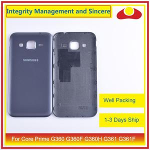 Image 5 - For Samsung Galaxy Grand Prime G530 G530H G530F G531 G531H G531F Housing Battery Door Rear Back Cover Case Chassis Shell