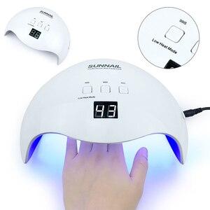 40W SUNX9p UV LED Nail Lamp