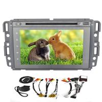 7'' Android 4.4 Car dvd player special for Buick GMC 2011 Car radio Stereo Video Audio Head Unit GPS Navigation Autoradio wifi