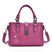 Women Genuine Leather Bag Fashion Women Handbag European American Style Women Messenger Bags Shoulder Bag Cross