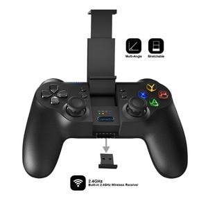 Image 3 - GameSir T1s غمبد بلوتوث 2.4G وحدة تحكم لاسلكية للهاتف أندرويد/ويندوز PC/VR/صندوق التلفزيون/لبلاي ستيشن 3 عصا التحكم للكمبيوتر