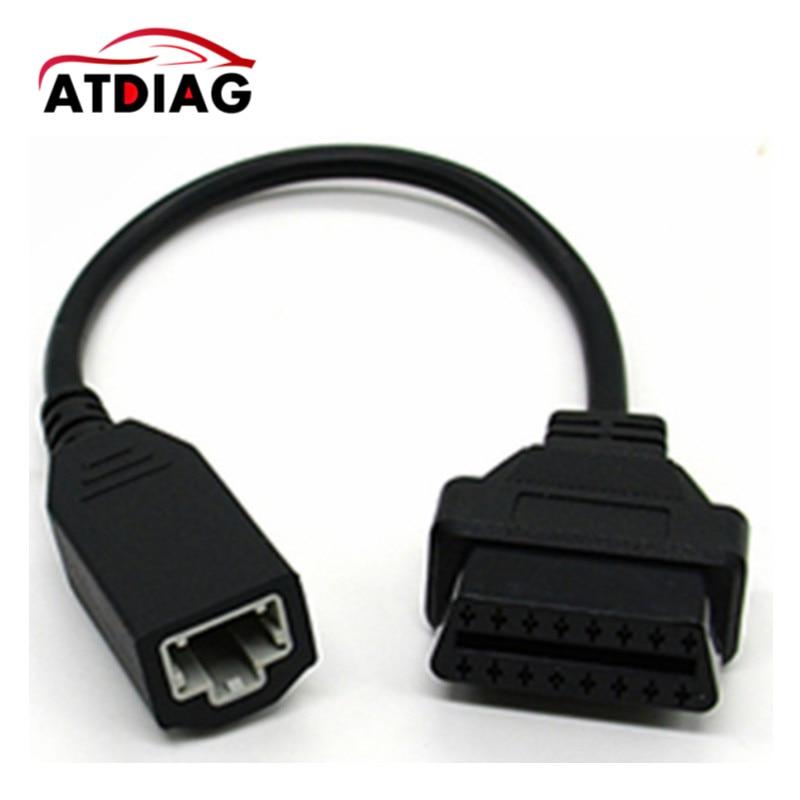 +++ Super OBD2 auf 2Pin 2Clip Peugeot Diagnose Adapter Kabel TOP !!