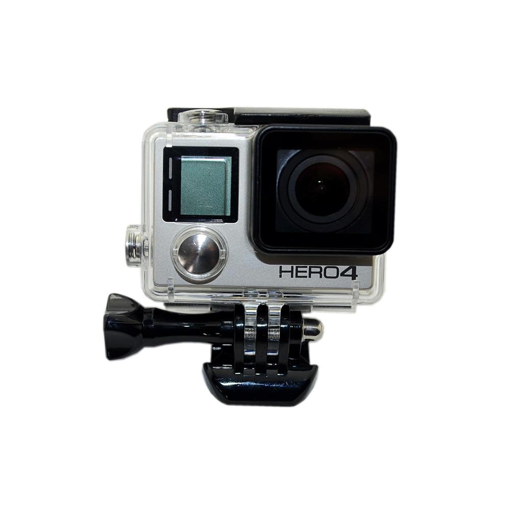 Gopro Hero 4 sensor ekranlı qoruyucu qutu üçün xanım - Kamera və foto - Fotoqrafiya 5