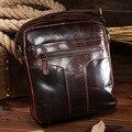 Hot 2016 New Design de moda sacos de homens mensageiro sacos de ombro de couro sacos Casula sacos Crossbody Bolsas