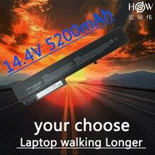 HSW 8cells Laptop battery for hp EliteBook 8530p 8530w 8540p 8540w 8730p batteries 8730w 8740w HSTNN-OB60 XB60