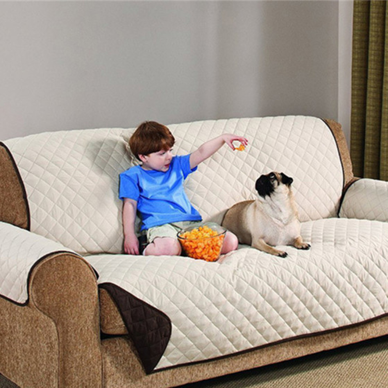 Us 11 08 25 Off Hot Sofa Protective Cover For Kids Dog Cats Pet Reversible Waterproof Furniture Seat Chair Covers Lsk99 In Sofa Cover From Home