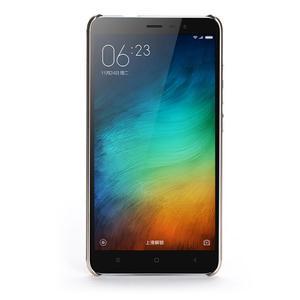 Image 3 - 100% Original Xiaomi Redmi Nota 3 Pro Caso de Couro PU de Metal Xiaomi Redmi Nota 3 Tampa Caixa Do Telefone Para Xiomi redmi Note3 150mm
