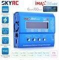 Оригинальный SKYRC IMAX B6 мини 60 Вт баланс RC зарядное устройство/Dis зарядное устройство для RC вертолета nimh nicd самолета интеллектуальное зарядное...