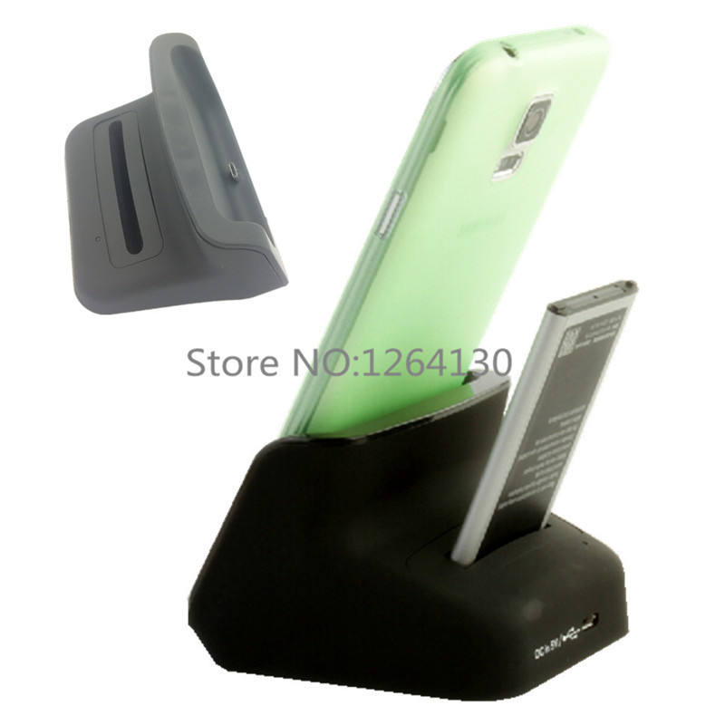 Phone Desktop Charging Dock Station Battery Charger for i9300 Cradle Double Charger Base For Samsung Galaxy S3 i9300