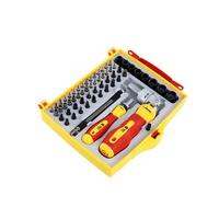 34 in 1 Precision screwdriver set mini magnetic screwdriver set, mobile phone for iPad camera industrial home repair tools
