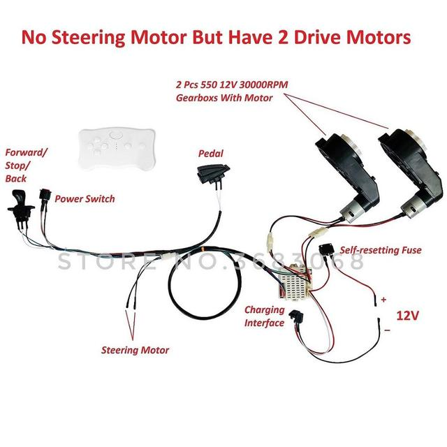 us $21 0 children electric car diy modified wires and switch kit,with 2 4g bluetooth remote control self made baby electric car 12v in ride on cars race car start switch wiring diagram car switch wiring #7