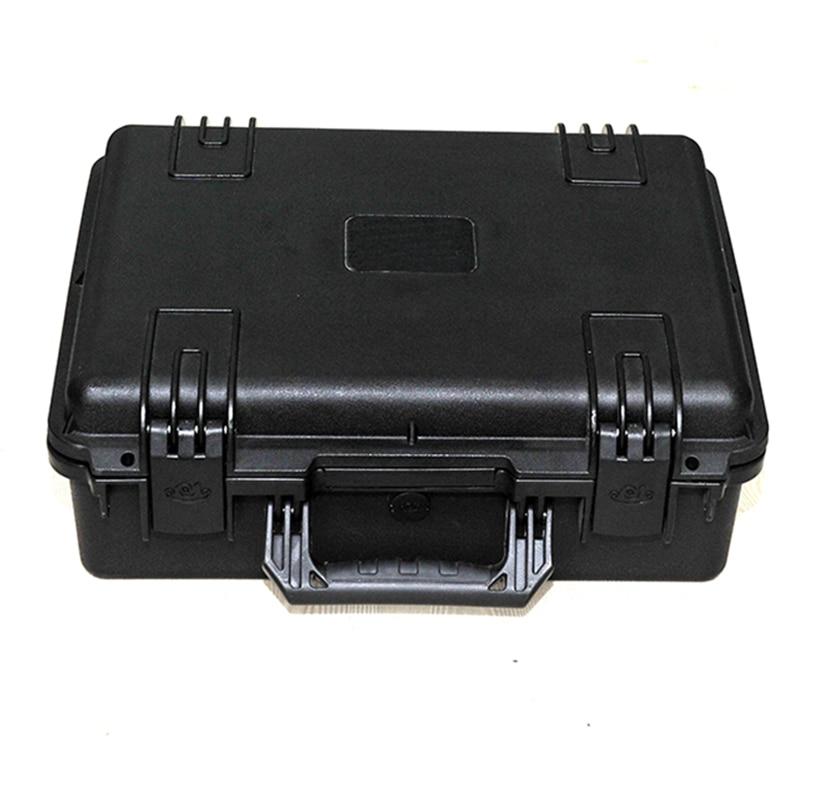 SQ004 shockproof waterproof plastic hard case without foam durable waterproof empty plastic toolbox without foam