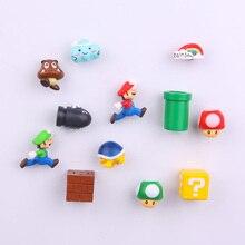 Супер Марио Принцесса магнит на холодильник ТВ FC детская игра Япония мультфильм игры мультфильм 3D Пастер ледяной ящик наклейка подарок