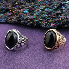 Bohemian Retro Colorful Zircon Ring
