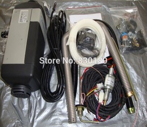 (5KW 12V diesel) air heater for Car ship boat RV Van truck bus camper,similar eberspacher D4, Webasto air top 5000. Not Original