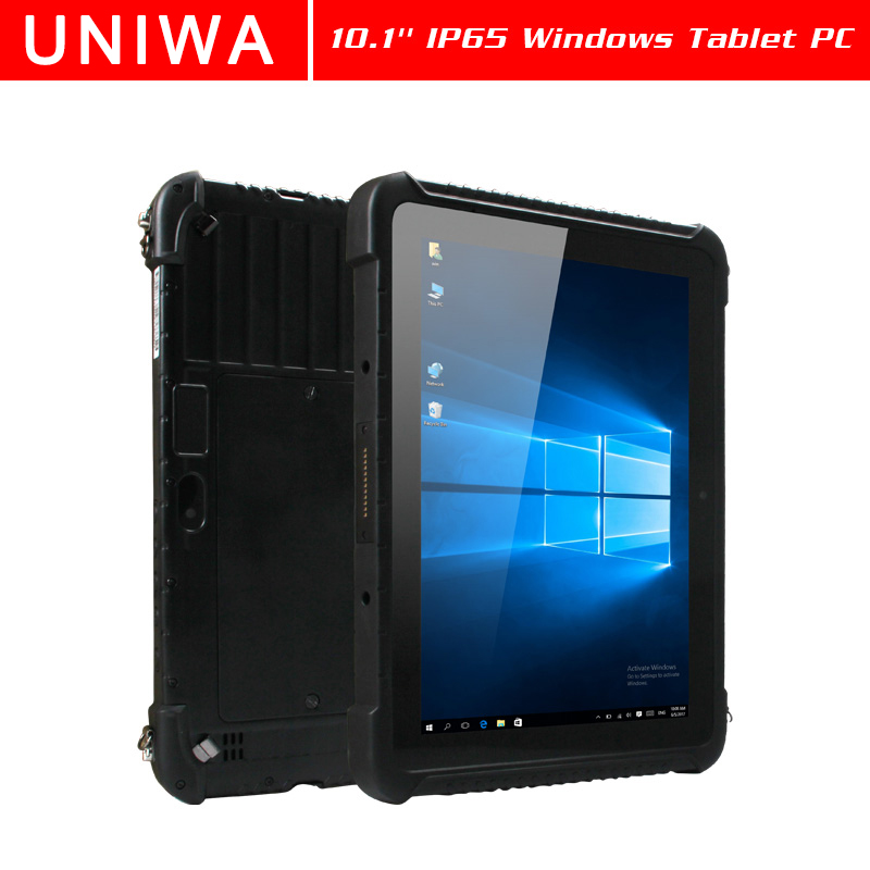 2019 New WinPad W106 10.1 inch 2G 3G IP65 Waterproof Tablet PC 2GB RAM 32GB ROM 1280*800 Windows Rugged Tablet10 GPU HD Gen 7 image