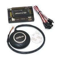 APM 2.8 ArduPilot Mega Externe Compass APM Contrôleur de Vol avec Ublox NEO-7M GPS pour FPV RC Drone
