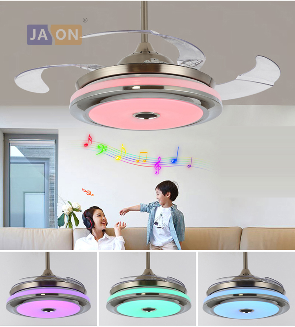 Ceiling Fan Led Lamp Light