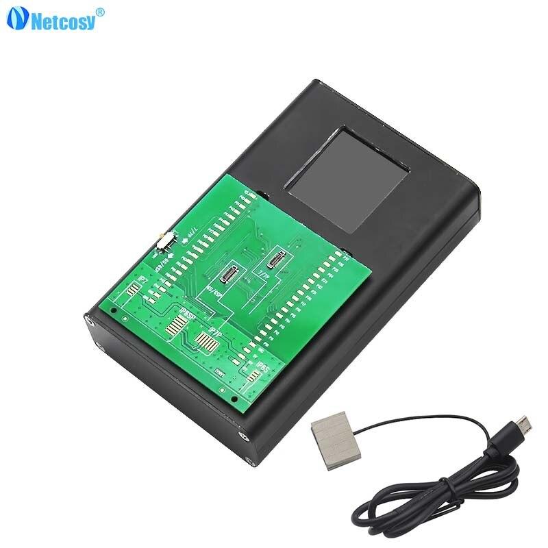 Netcosy Für iphone 6 s 6sp 7 7 plus LCD Hintergrundbeleuchtung Fingerprint Test Box Montage Automatische Identifikation Präzision Tester