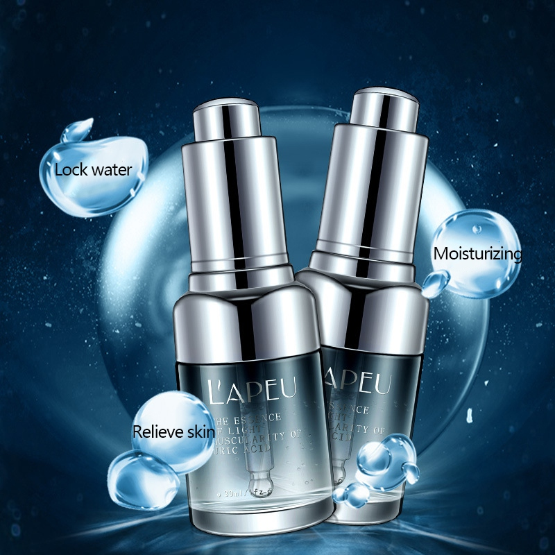 Hyaluronic Acid Essence Moisturizing Lighten Fine Lines Pigment Shrinking Pores Facial Hydrating Serum Skin Care New(China)