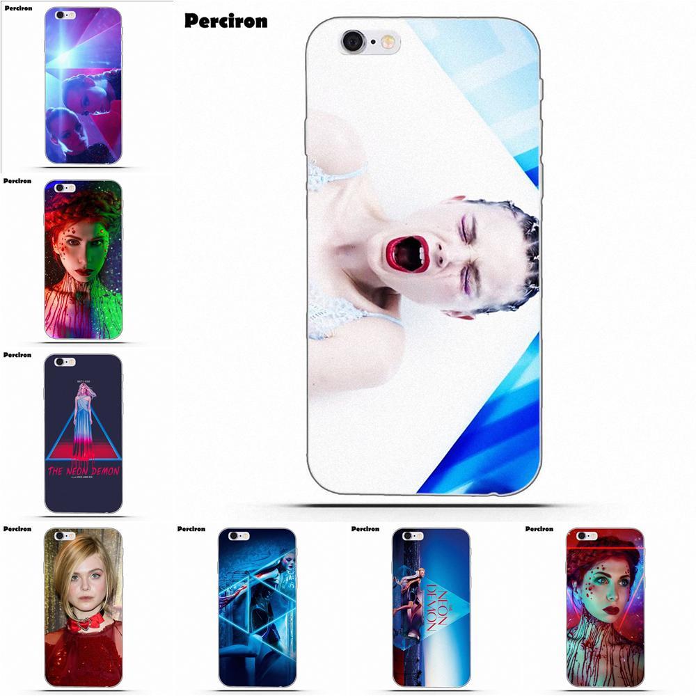 The Neon Demon For iPhone 4 4S 5 5C SE 6 6S 7 8 Plus X