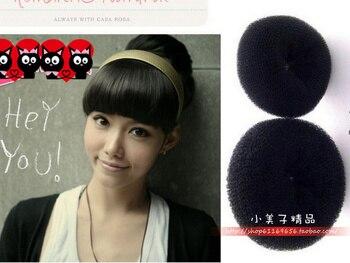 60pcs/lot white Color and 40pcs Black Bun Cover Snood Hair Net Ballet Dance Skating Croche hair accessories Headdress