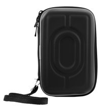 Carry Case Cowl Pouch Bag for two.5″ USB Exterior Exhausting Disk Drive Shield Black