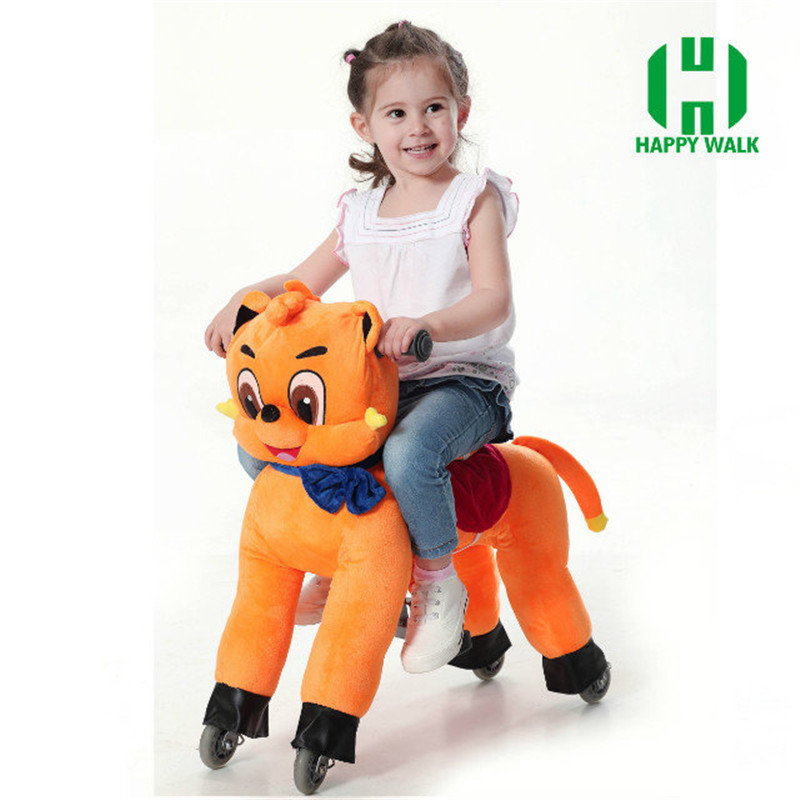 HI New deisgn riding horse walking toys, learning walk toys, wall - Deportes y aire libre - foto 3