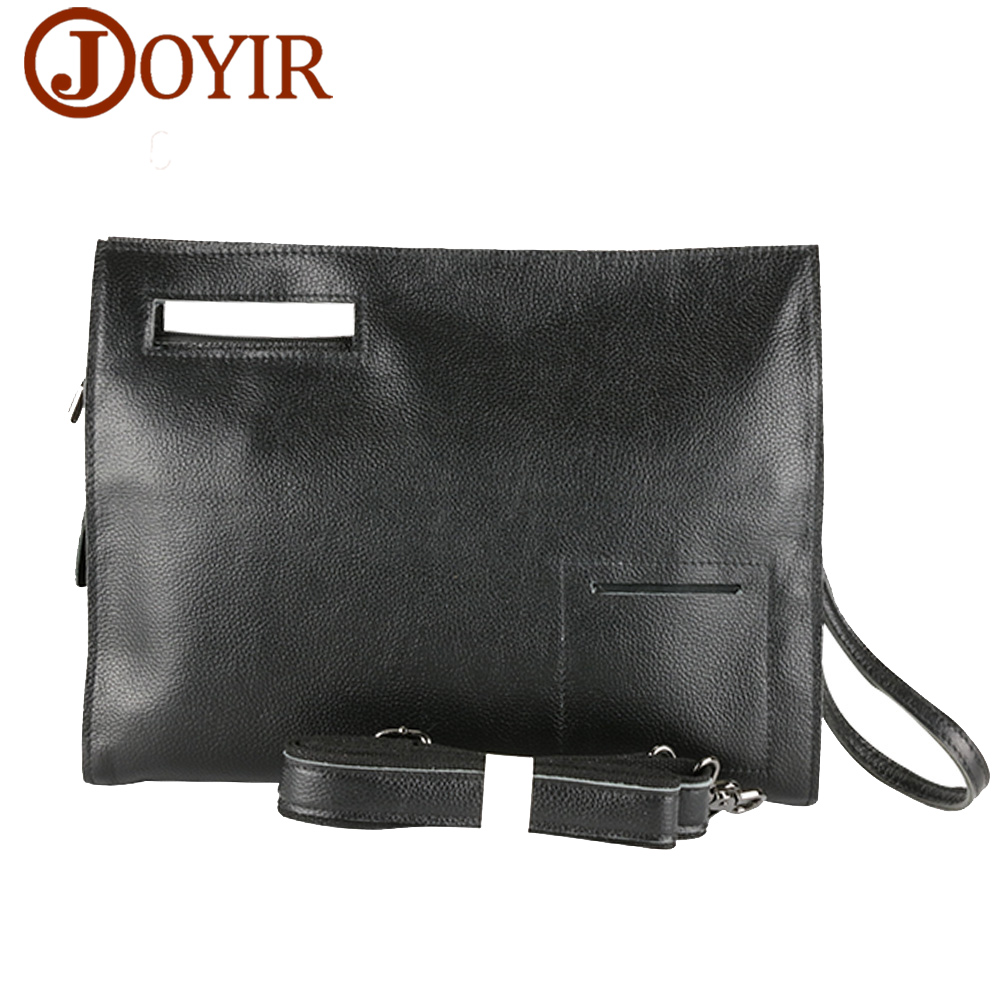 Designer Famous Genuine Leather Bag Men Envelope Clutch Bag Ipad Cases Solid Black Luxury Handbag Big Purse Wallet Men Bag цена 2017
