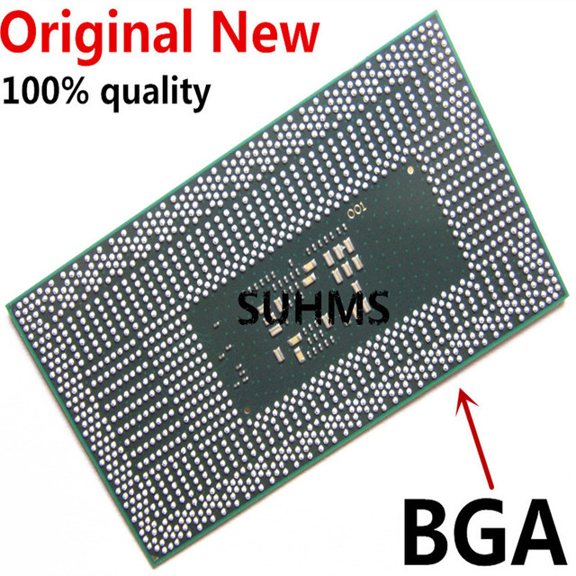100% New CPU SR2EX 4405U BGA Chipset