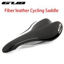 6 Color Bicycle Saddle MTB Road Bike Cycling Seat Light Soft Silica Gel Cushion seat Leather Seat Mat bike Parts Accessories