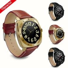 10 pec/los Smart Uhr DM88 Smartwatch bluetooth 4,0 armbanduhr 128 Mt + 64 Mt für IOS Android uhr männer frauen unterstützung