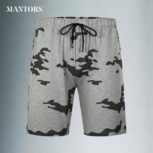 Camouflage Shorts Men Summer Casual Short Shorts Fashion Brand Knee Length Shorts Mens Clothing Pantalones Cortos De Los Hombres