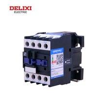 CJX2 DELIXI CJX2-25 CJX2-32 контактор переменного тока CJX2-2510 CJX2-2501 CJX2-3210 CJX2-3201