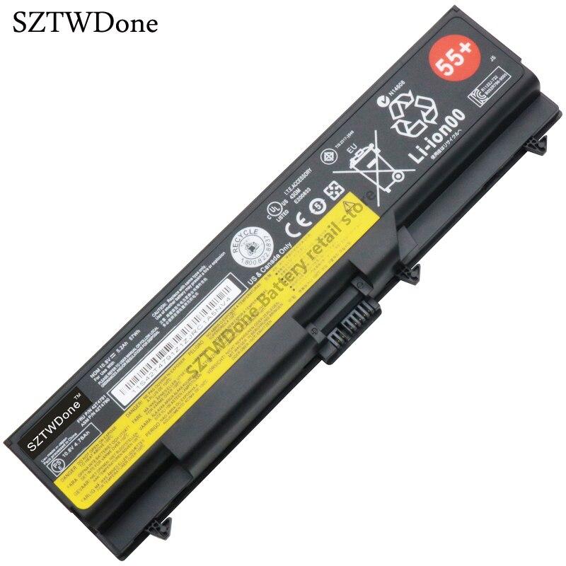 New Original Laptop battery for LENOVO ThinkPad E40 E50 E420 E520 SL410 SL510 T410 T510 T420  E425 E525 L410 L412 L512 W510 W520 new original authentic for lenovo for lenovo for thinkpad e14 e15 e40 e50 laptop keyboard