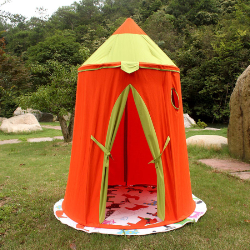 Kids Teepee Tent Tipi Tent for kids blue Children Play house Toy Kids Tents baby room Cartoon Indoor Outdoor Play Folding Tent safety kids teepee children tipi toy baby pink play tent ball pit playpens house portable tente enfant lodge gift game room