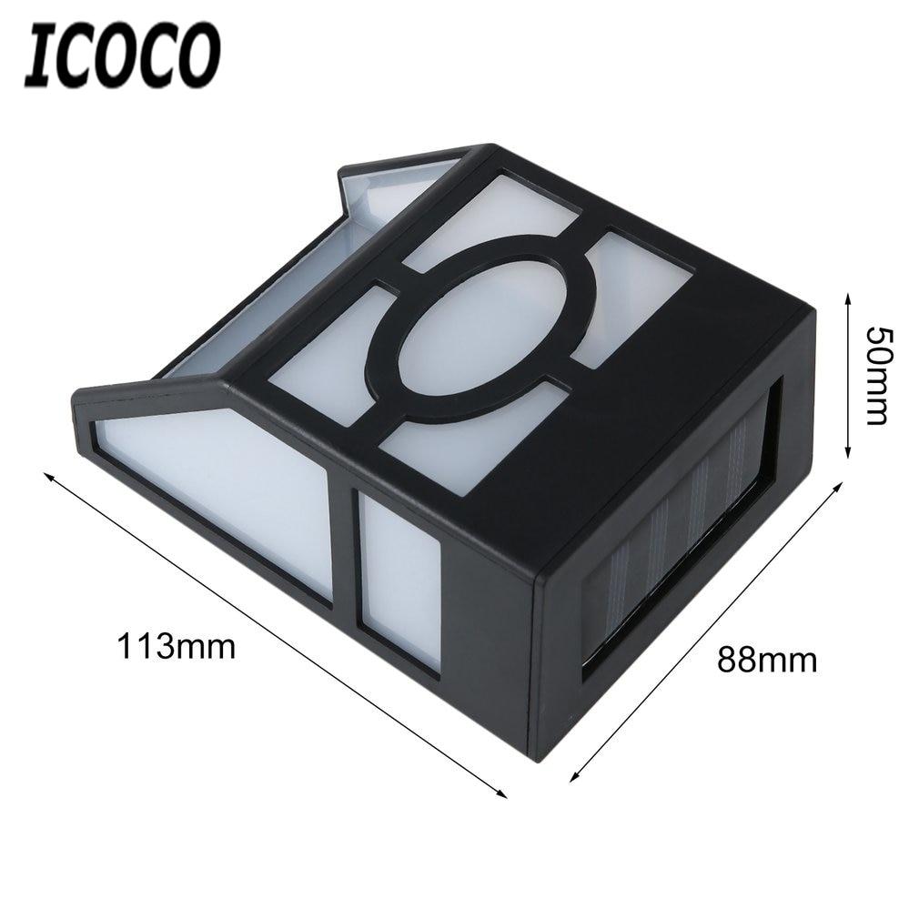 Cheap solar wall lamp
