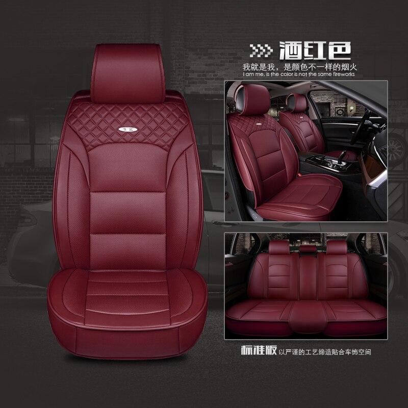 цена на OUZHI New Styling High Quality Seat Cushion 3D Seat Cover Suitable for TOYOTA Corolla RAV4 Highlander PRADO Yaris Prius Camry