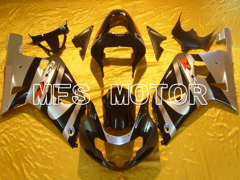 Plastic Fairing Injection ABS Bodywork For Suzuki 01-03 GSXR 600/750 2001 2002 2003 BlackPlastic Fairing Injection ABS Bodywork For Suzuki 01-03 GSXR 600/750 2001 2002 2003 Black