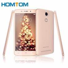 HOMTOM HT17 PRO 5.5 inch HD Quad Core Smartphone 2GB RAM 16GB ROM Android 6.0 13MP 1280×720 fingerprint ID Mobile Phone